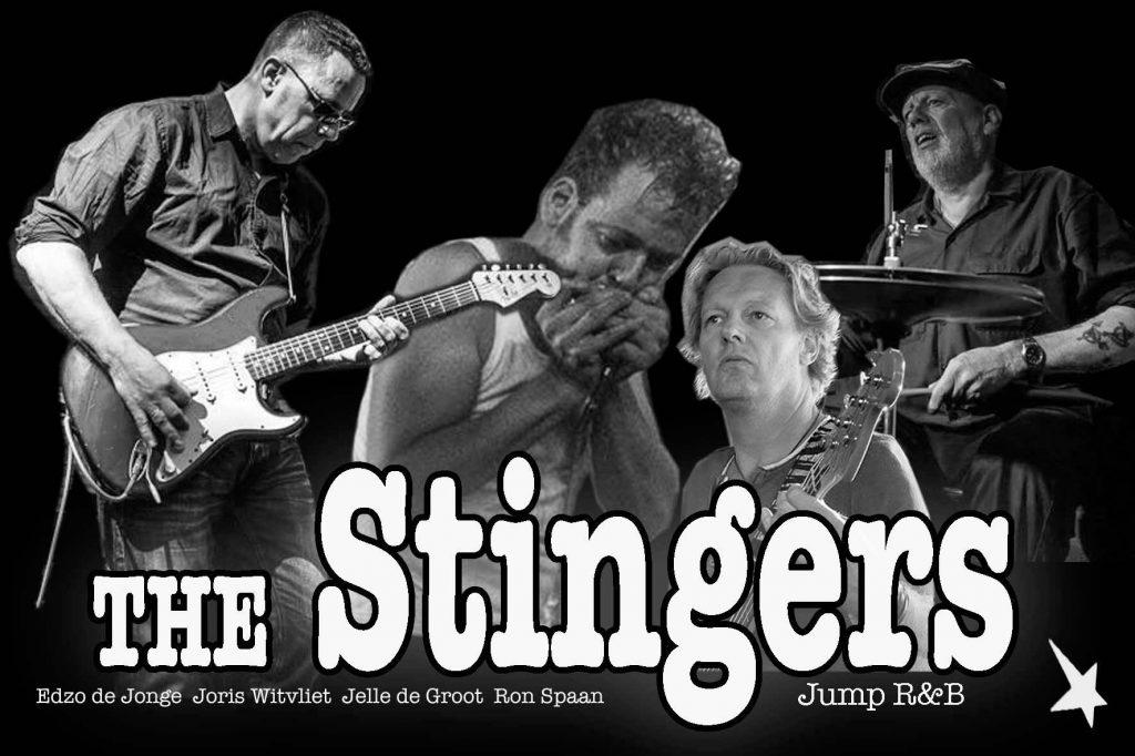The Stingers @ Muziekcafe de Tibbe | Sappemeer | Groningen | Nederland
