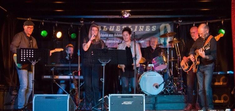 Blueslines @ Muziekcafe de Tibbe | Sappemeer | Groningen | Nederland